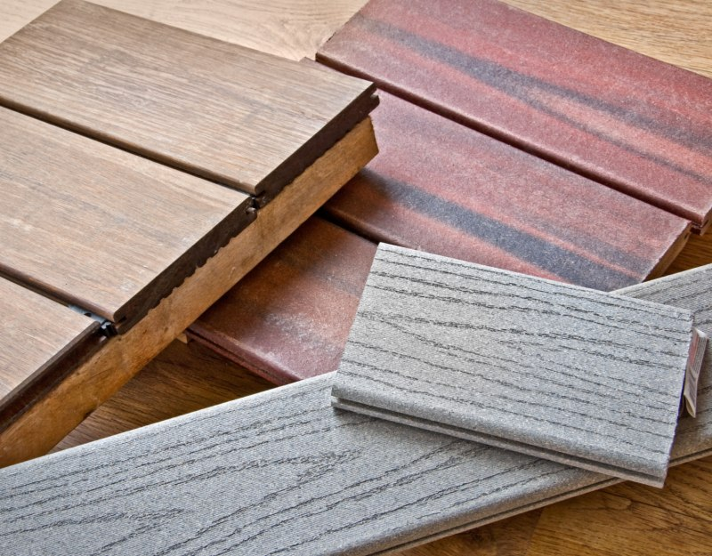 COMPOSITE WOOD PANELS AND DECORATIVE SURFACING