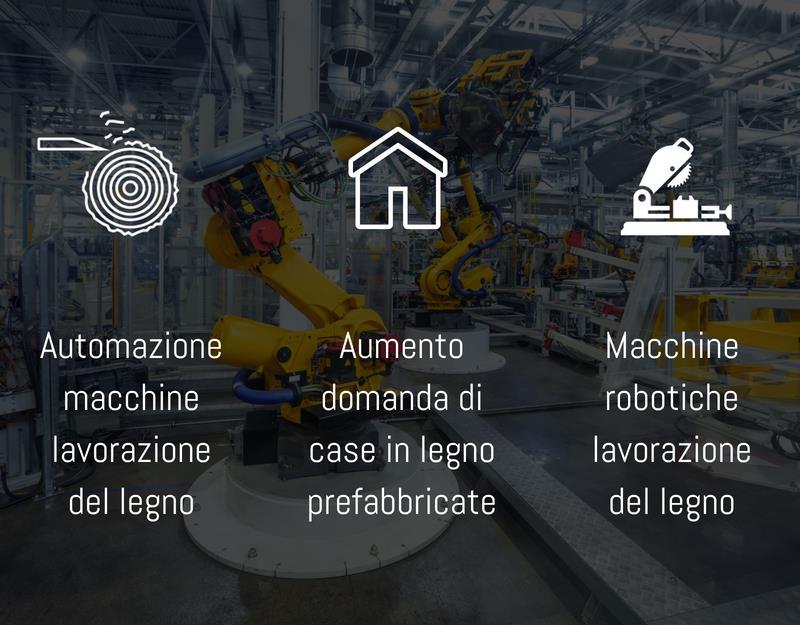 TREND MACCHINE PER LA LAVORAZIONE DEL LEGNO IN ITALIA: ANDAMENTO E PREVISIONI PER IL 2019 2