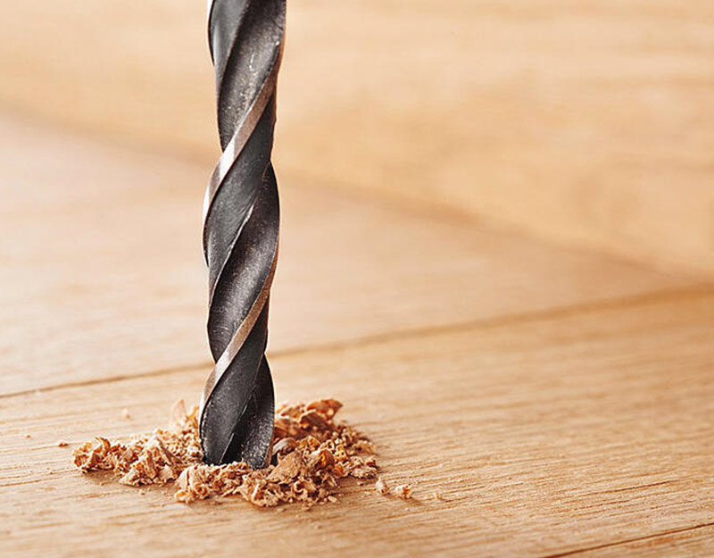 Drilling in wood processing: what tools are used?